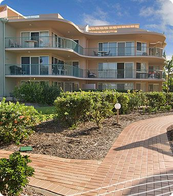 Surfside On The Beach - Sunshine Coast Accommodation